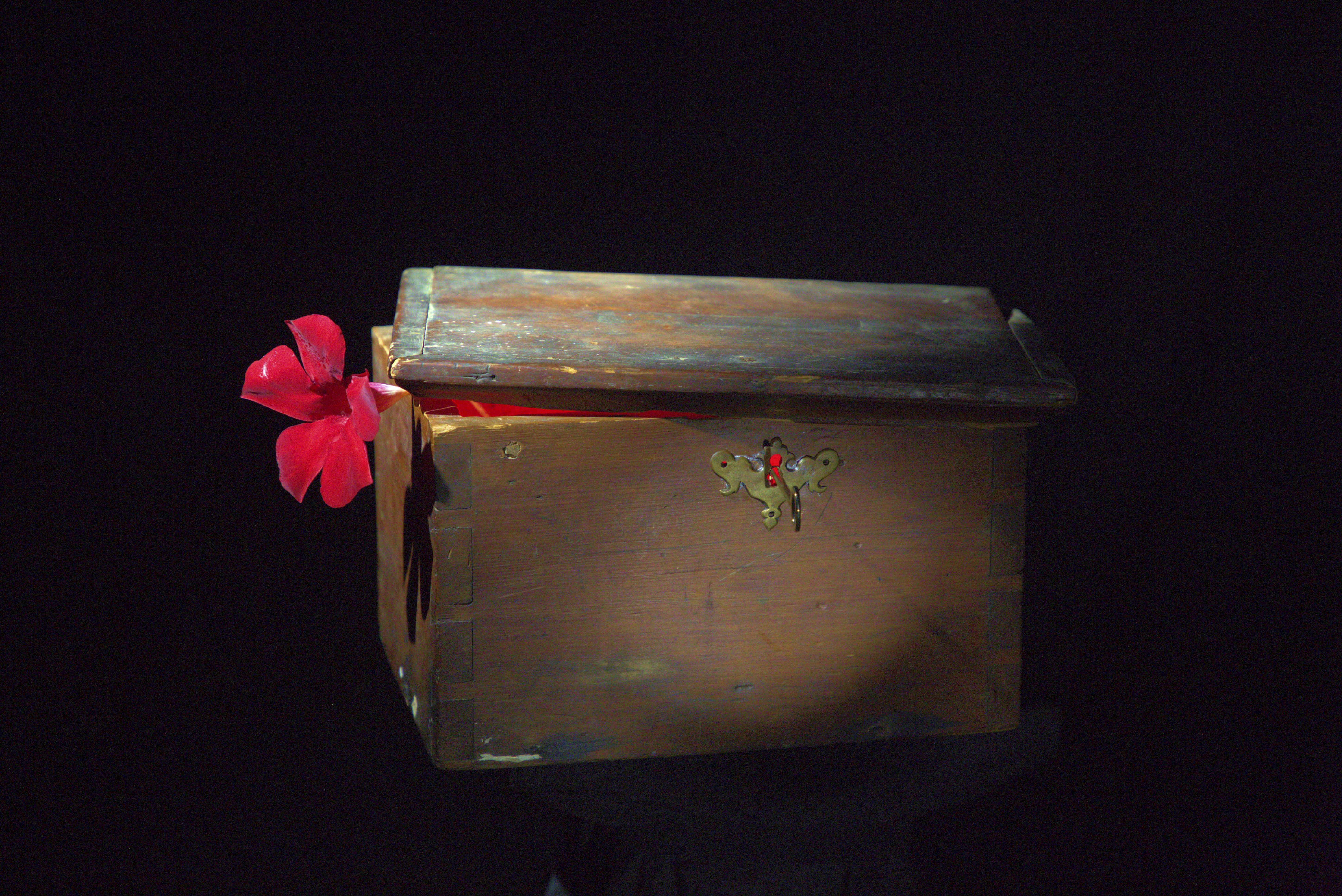 The Old Wooden Box